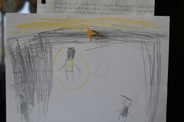 Zim's picture and narration